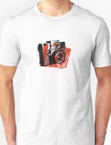 Andy Love Holga Too !! Unisex T-Shirt