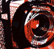 Andy Love Holga Too !! Sticker