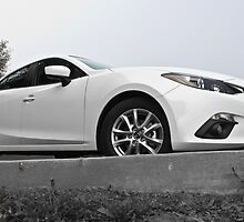 2015 Mazda3 by Bailey Sampson