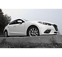 2015 Mazda3 Photographic Print