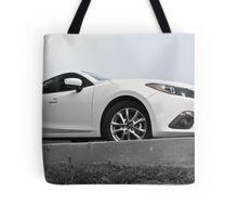 2015 Mazda3 Tote Bag