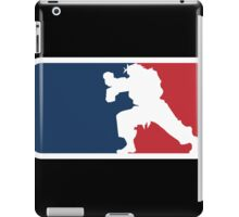 Street fighter iPad Case/Skin