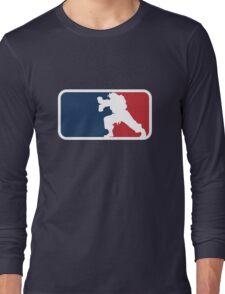 Street fighter Long Sleeve T-Shirt