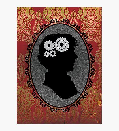 Mind of a Genius Photographic Print