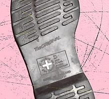 Dr. Martens Boot Sole 2 by filippobassano