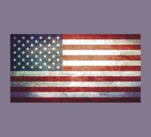 United States of America - Vintage Kids Tee
