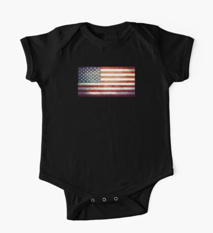 United States of America - Vintage One Piece - Short Sleeve