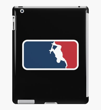 Skateboarding iPad Case/Skin