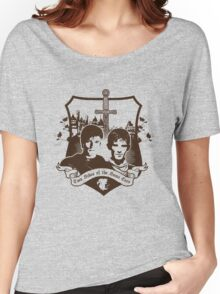Two Sides of the Same Coin Women's Relaxed Fit T-Shirt