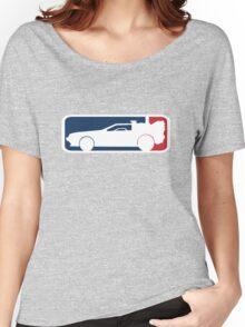 Delorean Women's Relaxed Fit T-Shirt