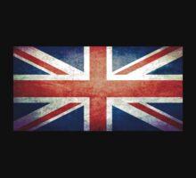 United Kingdom - Vintage Kids Tee