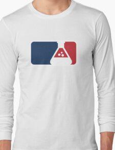 Test Tube Bad Long Sleeve T-Shirt