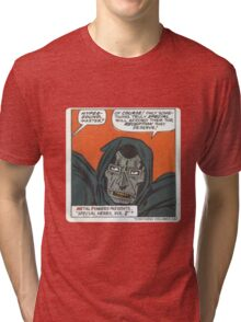 MF Doom - Metal Fingerz Tri-blend T-Shirt