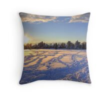 Cranmer Park Throw Pillow