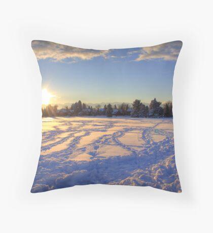 Cranmer Park Throw Pillow