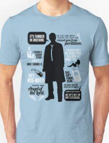 Castiel Quotes Unisex T-Shirt