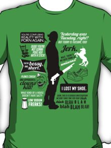 Sam Winchester Quotes T-Shirt