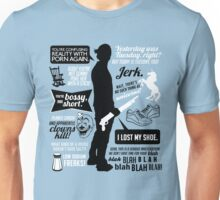 Sam Winchester Quotes Unisex T-Shirt