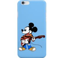 Rock Star Mickey iPhone Case/Skin