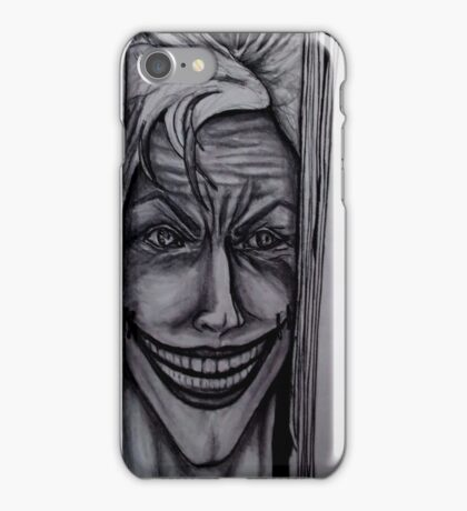 Here's Johnny! iPhone Case/Skin