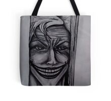 Here's Johnny! Tote Bag