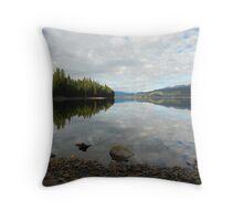 Payette Lake  Throw Pillow
