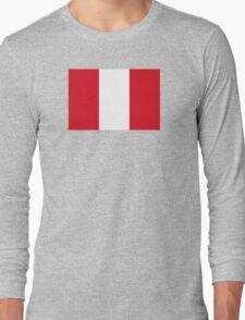 Peru - Standard Long Sleeve T-Shirt