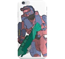 Halo Painting  iPhone Case/Skin
