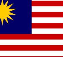 Malaysia - Standard Sticker