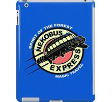 Nekobus Express iPad Case/Skin
