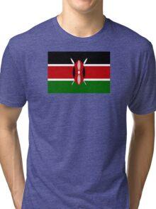 Kenya - Standard Tri-blend T-Shirt