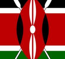 Kenya - Standard Sticker