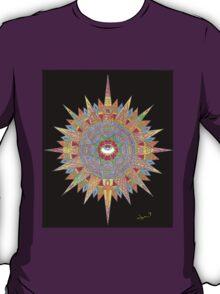 3rd Eye Mandala T-Shirt