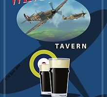 The Wingman Tavern by CobbWebb