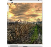 After The Harvest iPad Case/Skin