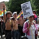 Unite against the bigots by Asrais