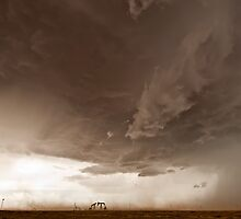Isolated Storm by Craig Hender