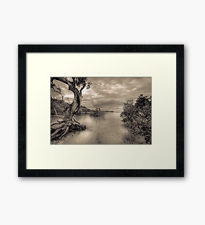 A most sought after location!! Framed Print