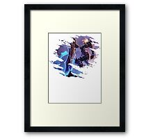 League of Legends - Championship Riven Framed Print