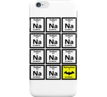 Na Na Na Batmanium iPhone Case/Skin