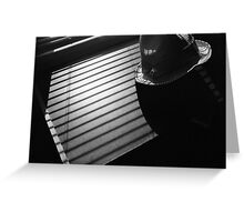 Film Noir Greeting Card