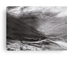 TTL^2: Landscape Redux, beneath a sea of cloud Metal Print
