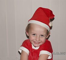 Taylan Wishing you a Merry Christmas for 2007 by Trina Jones