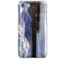 Causey Pike from Derwentwater iPhone Case/Skin
