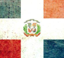 Dominican Republic - Vintage Sticker