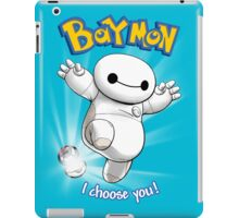 Baymon iPad Case/Skin