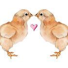 Baby Chick Love by Mariana Musa