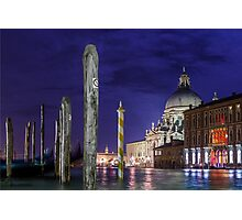 Grand Canal Venice Photographic Print