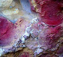 Rock Art I by Kathie Nichols