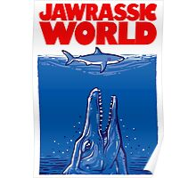 Jawrassic World (variation) Poster